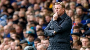 Five possible contenders to replace Ronald Koeman as Everton boss