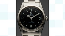 A Rolex similar to this was stolen
