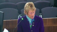 Watch: Former Head of Education at Rochdale Council makes emotional apology to boys abused at a residential care unit