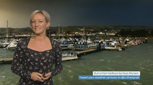 Wales Weather: Wet for some overnight!