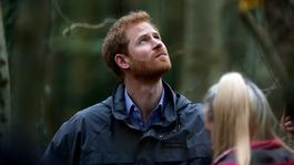 Prince Harry visits Lancashire