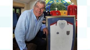 'Supermac' memorabilia raises £36,000