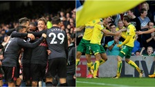 Arsenal face Norwich City on Tuesday night.