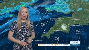 Weather: Cloud, murky and damp start to the day