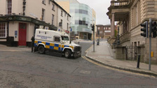 Two arrested over Derry serious assault