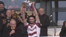 Slaughtneil celebrate double Ulster title success