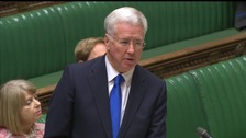 Michael Fallon fails to confirm future of Plymouth-based warships