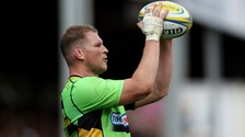 Dylan Hartley could be hit with another suspension.