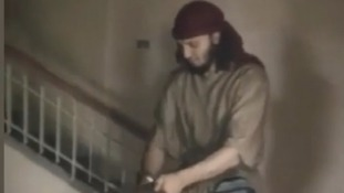 Gezim Klokoci, the third Londoner in the group, was filmed detonating an explosive