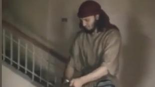 Gezim Klokoci, the third Londoner in the group, was filmed detonating an explosive