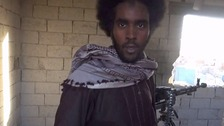 Ibrahim Hussein appeared in a video threatening attacks on Italy and Turkey