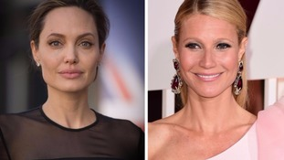 Angelina Jolie and Gwyneth Paltrow