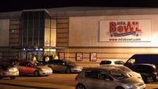 Nuneaton bowling alley suspect charged by police