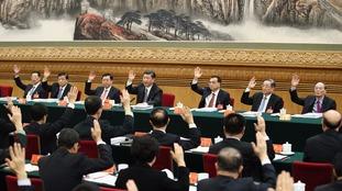 Communist Party vote