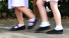 Guernsey school children encouraged to walk a mile a day