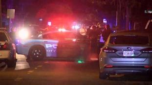 Tampa crime scene