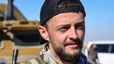 British man fighting Islamic State in Syria dies