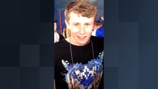 Tributes to electrician stabbed to death while celebrating his 21st birthday