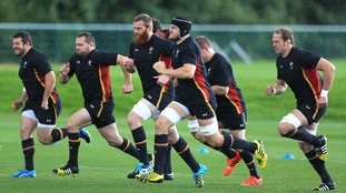 Wales Rugby Squad