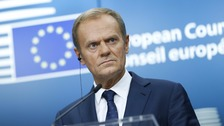 Tusk: Up to the UK what Brexit deal it wants - or if it wants to leave at all