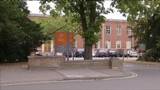 Swindon Council bosses say they are tackling cuts and an increase in service demand.