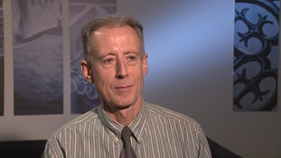 Gay rights campaigner Peter Tatchell