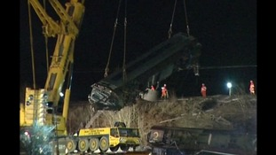 Network Rail fined £4m over Grayrigg crash