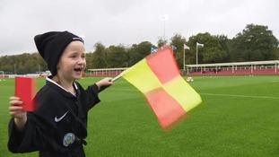 girl referee