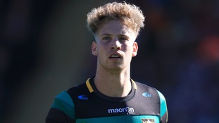 Harry Mallinder has committed his future to Northampton Saints.