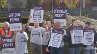 Hospital porters to strike again over shift changes