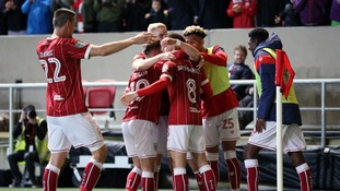 Who will Bristol City face in the League Cup quarter finals?