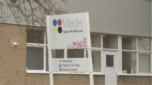 Jobs lost after Borders printing company goes into liquidation