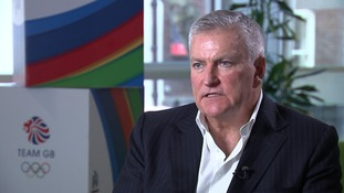 Bill Sweeney is the British Olympic Association chief executive.
