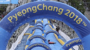 Next year's Winter Games will take place in PyeongChang.