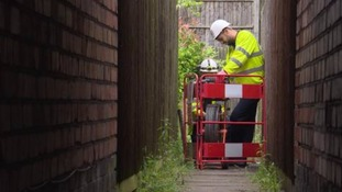 Fresh water pipe upgrades for Severn Trent customers