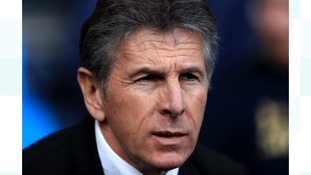 Leicester City confirm Claude Puel as new manager