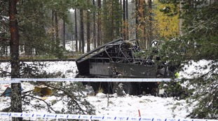 At least four dead in Finland train crash