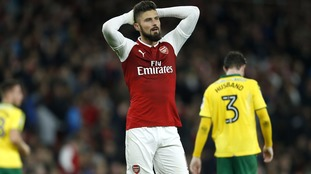 Ronald Koeman: Missing out on Giroud cost me the Everton job
