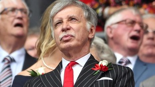 Kroenke rules out Arsenal sale and throws support behind Wenger