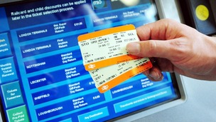 Train tickets