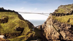 Cornwall Council approves application for multi-million pound footbridge at Tintagel Castle