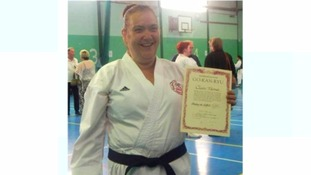 Karate champion who claimed disability benefits jailed for 15 months