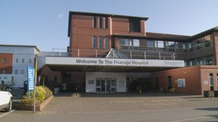 The Friarage Hospital.