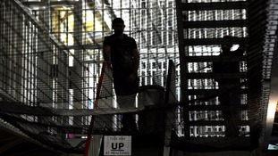 The figures are likely to dampen efforts to recruit more prison officers.