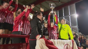 Jersey Wanderers women lift Zenith Cup for first time