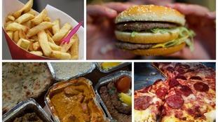 Cardiff named Britain's junk food capital