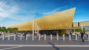 The artists' impressions are from architects Pascall + Watson