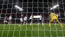West Ham scored three second half goals to win the fourth round tie
