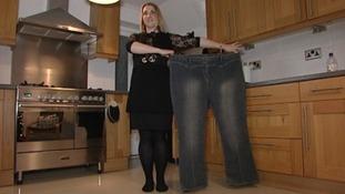 Super slimmer was virtual recluse for nine months