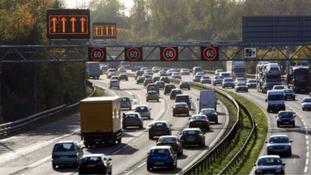 TRAVEL NEWS: All three lanes closed on the M6